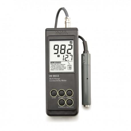 HI 9033 EC Meter